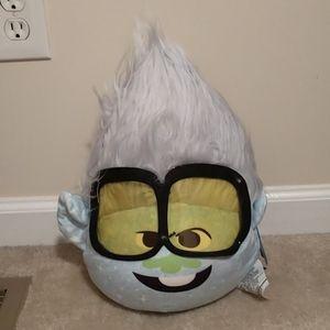 Trolls Travel Cloud Pillow